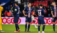 تجديد عقد مدافع الفريق الباريسي