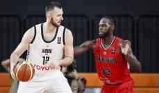 الفارك طوكيو ينضم الى الرياضي بيروت في نصف نهائي اسيا للاندية بكرة السلة