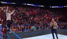 دانيال براين يعود الى المصارعة بعد سنتين