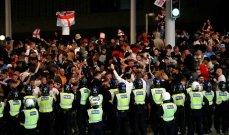 الاتحاد الانكليزي يفتح تحقيقا بأحداث نهائي يورو 2020