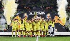 الإعلان عن الفريق المثالي لبطولة الدوري الأوروبي