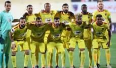 الدوري السعودي: تعادل سلبي بين الحزم والتعاون