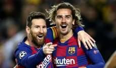 ديشان: وضع غريزمان في برشلونة لا يؤثر على دوره مع المنتخب