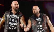 WWE يعلن الاستغناء عن عدد من النجوم