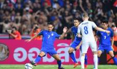 سلوفاكيا تفوز بلقب كأس ملك تايلاند