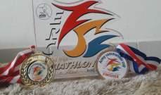 سباق كأس قائد الجيش في الترياتلون  ومشاركة كثيفة ل180 مشارك