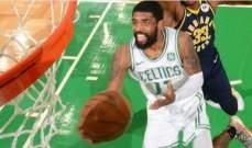NBA : سيلتيكس، باكس وروكيتس يتقدمون 2-0