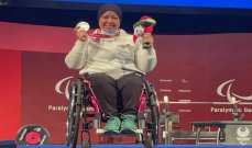 فاطمة عمر تُضيف ميدالية فضية رابعة لمصر في بارالمبياد طوكيو