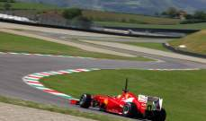 الجدول الزمني لجائزة ايطاليا الكبرى الثانية