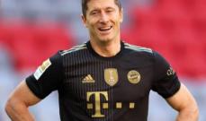 ليفاندوفيسكي لن يترك الفريق البافاري رغم الاغراءات