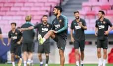 التشكيلة المحتملة لمباراة برشلونة - بايرن ميونيخ