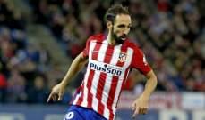 اتلتيكو مدريد يستعيد خوانفران قبل مواجهة خيتافي