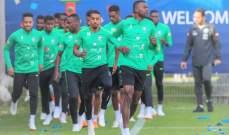 تغييرات جذرية في تشكيل المنتخب السعودي امام الاوروغواي