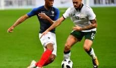 موجز الصباح: خسارة السعودية وفوز فرنسا ودياً، ميسي لا يرشح الأرجنتين وغولدن ستايت بطل المجموعة الغربية