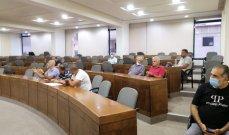 الاتحاد اللبناني للدراجات الهوائية ينظم سباق طانيوس المير الأحد