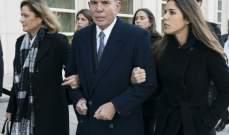 القضاء الأميركي يرفض طلب نابوت قضاء عقوبة السجن في الباراغواي