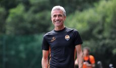 المدرب البرتغالي لويس كاسترو يقود الدحيل في الموسم الجديد