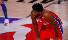 مواجهة قوية بين ايمبيد وتايتوم في افتتاح نهائيات NBA