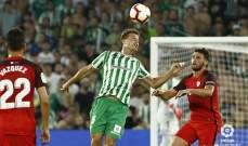 كاناليس : ريال بيتيس يستطيع تقديم نتائج مبهرة