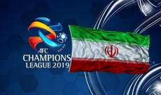 الاتحاد الاسيوي يصدق على قرار عدم لعب أي لقاء دولي في ايران