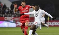 الدوري الفرنسي: ديجون يسقط الضيف ليل