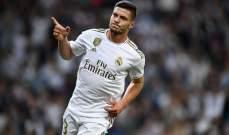 ميلان يواصل سعيه لضم مهاجم ريال مدريد