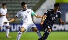 مونديال الناشئين : ايطاليا تحجز بطاقة التأهل الى دور ال16