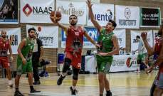 ارقام المتحد هي الافضل في المرحلة الاولى من اياب دوري السلة اللبناني
