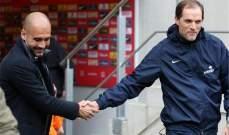 تشكيلة مانشستر سيتي وتشيلسي في نصف نهائي كأس الاتحاد الانكليزي