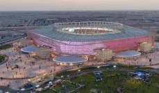 قطر تدشن رابع ملاعب مونديال 2022 في ليلة تتويج السد بالكاس