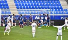موجز المساء: فوز صعب لـ ريال مدريد، سقوط ارسنال، يوفنتوس يهزم روما وزريق الى الوحدات الأردني