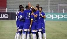 الدوري المصري: التعادل يحسم مواجهة سموحة والمقاصة