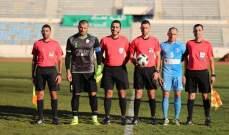 خاص : مشاهدات مباراة الانصار وشباب الساحل في الدوري اللبناني