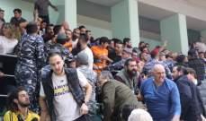 خاص: ابرز مشاهدات قمة الهومنتمن والرياضي في بطولة لبنان