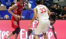 خاص: احصاءات لاعبي منتخب لبنان لكرة السلة خلال مواجهتي سوريا والأردن في تصفيات كأس العالم