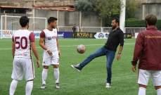 ترتيب الدوري اللبناني بعد نهاية مباريات الأحد