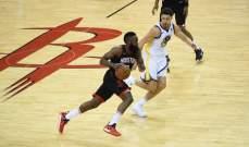NBA PLAYOFFS: هيوستن يتقدم 3 - 2 في سلسلة نهائي المجموعة الغربية