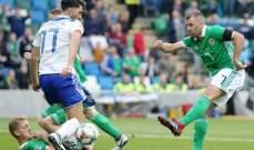 دوري الامم الاوروبية : البوسنة تفاجىء ايرلندا الشمالية وتخطف الفوز