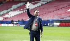 لاعب ارسنال السابق مرشّح لتولي منصب المدير الرياضي في النادي.