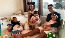 بالفيديو: كيف يحتفل أطفال رونالدو بأهدافه؟