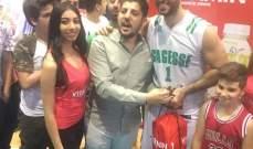 نديم سعيد يرحب بولادة طفله على طريقته