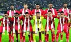 المنتخب العماني الى أبو ظبي السبت استعدادا لكأس آسيا