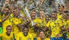 تيتي : البرازيل استحقت الفوز على الارجنتين رغم صعوبة المباراة