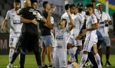 كأس ليبرتادوريس: سانتوس يلحق ببالميراس إلى النهائي