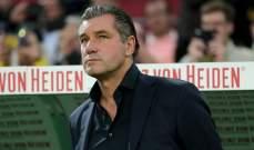 المدير الرياضي في دورتموند: مباراة ليفركوزن ستكون مختلفة