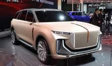 شركة صينية تطلق سيارة شبيهة بالرولز رويس