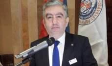 خاص: جرجيان : سنعمل على تشكيل فريق قوي وندعم وصول أكرم الحلبي لرئاسة الإتحاد