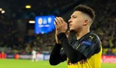 أسرة سانشو تؤكد انه يفضل ليفربول على مانشستر يونايتد