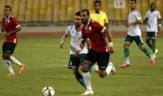 الدوري المصري: التعادل السلبي يسيطر على لقاء المصري وطلائع الجيش