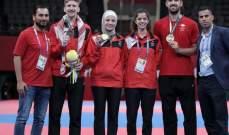 الالعاب الاسيوية : ميدالية ثالثة للأردن